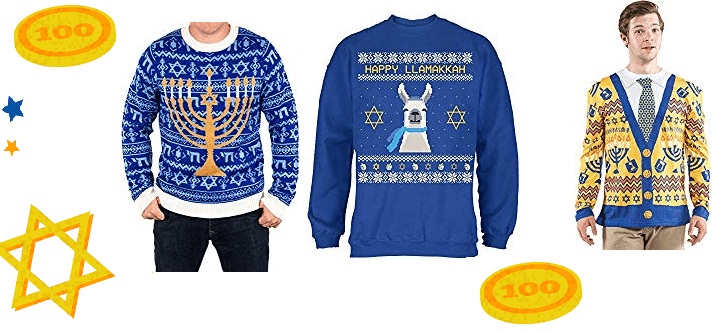 Best Ugly Christmas Sweater.The 6 Best Ugly Hanukkah Sweaters On Amazon Ugly Christmas