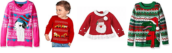 Ugly Christmas Sweaters 2019.Ugly Christmas Sweater Ideas For Kids In 2019 Ugly